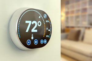 Smart thermostats not only reduce your Georgia winter natural gas bill but they can keep your summer energy rates low.