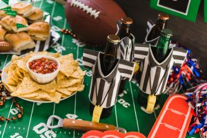 Save money on your Georgia natural gas bill with these great super bowl party tips!