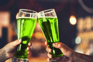 Check out our list Georgia Irish pubs where to get your shamrocks off on st. Patrick's day!