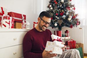 Give that hard-to-shop-for person an energy efficient gift! It keeps giving savings on your Georgia energy bills all year round!
