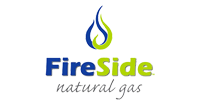 Fireside Natural Gas Logo